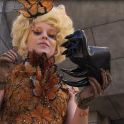 Hunger Games - L'Embrasement : Elizabeth Banks, son incroyable robe-papillon