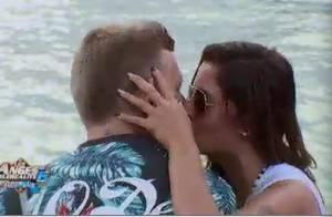 Les Anges de la télé-réalité 6 : Premier baiser pour Anaïs et Benjamin !