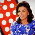 Images de Jenifer dans Le Tube, sur Canal+ le samedi 29 mars 2014.