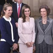 Letizia, Sofia, Elena d'Espagne : Drôles de dames pour drôles de cérémonies