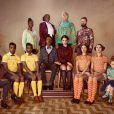 Collection Mosaert (polos et chaussettes) pour enfants, hommes et femmes, imaginée par Stromae et ses amis
