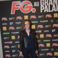 Nathalie Kosciusko-Morizet à la soirée annuelle organisée par Radio FG au Grand Palais, à Paris, le jeudi 3 avril 2014.