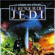 Affiche de Star Wars - Le Retour du Jedi