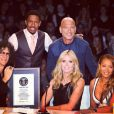 America's Got Talent a battu un record du monde. Avril 2014.