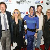 Les Arquette réunis : Rosanna, David, Patricia, Alexis et Richmond font le show