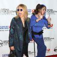 Rosanna Arquette et Alexis Arquette lors de l'ouverture du festival du film indien 2014 aux ArcLight Cinemas à Hollywood, le 8 avril 2014.