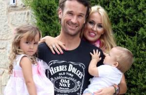 Carlos Moya encore papa : Sa femme Carolina a accouché de leur 3e enfant