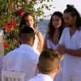 """""""Les Marseillais à Rio"""", épisode du 11 avril 2014 diffusé sur W9."""