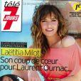 Magazine Télé 7 Jours du 19 au 25 avril 2014.