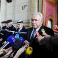 Dominique Strauss-Kahn au tribunal de Paris, le 26 février 2013.