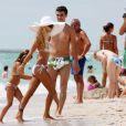 Shauna Sand à Miami Beach... Ouch !