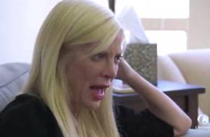 Tori Spelling en larmes et désemparée face à l'addiction au sexe de son mari