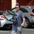 Dean McDermott à Los Angeles, le 12 avril 2014.
