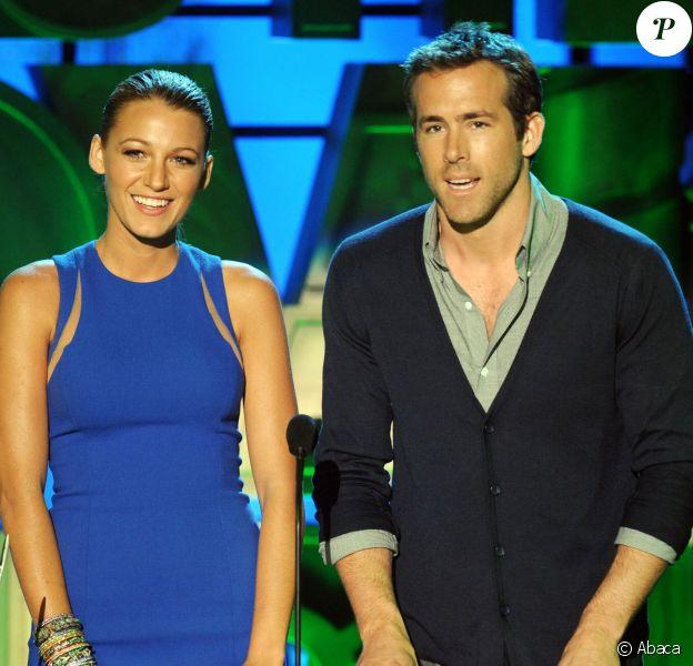 Blake Lively et Ryan Reynolds le 5 juin 2011 à Los Angeles
