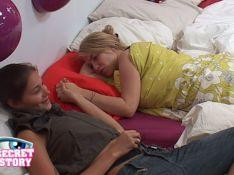 VIDEO Secret Story : La pression monte pour les deux nominées... à quelques heures de la confrontation avec Nahalie !