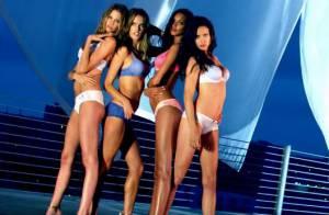 Alessandra Ambrosio et Adriana Lima : Sexy dans leur pub pour Victoria's Secret
