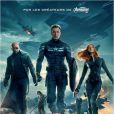 Affiche de Captain America - Le Soldat de l'Hiver.