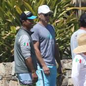 George Clooney en vacances : Sans sa nouvelle chérie, il s'éclate avec ses amis