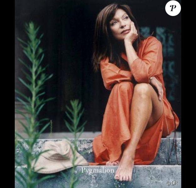 """""""La véritable Marie-France Pisier"""" de Sophie Grassin et Marie-Elisabeth Rouchy aux éditions Pygmalion, le 30 avril 2014 en librairies."""