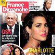 """France Dimanche"" du 25 avril 2014."