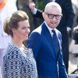 La princesse Annette et le prince Bernhard d'Orange-Nassau assistent aux côtés de la reine Maxima et du roi Willem-Alexander des Pays-Bas au Koningsdag (Jour du roi) à De Rijp, le 26 avril 2014 à l'occasion des 47 ans du souverain