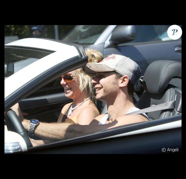 Britney Spears amoureuse de son nouveau garde du corps ?