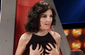 Jenifer dans The Voice 3 : La parodie délirante de Florence Foresti !
