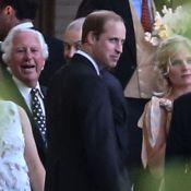 William et Harry au mariage de Guy Pelly : Protéger leurs arrières coûte cher...