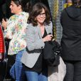 "Sally Field invitée de l'émission ""Jimmy Kimmel Live!'"" à Hollywood, le 5 mai 2014."