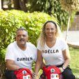 Damien et Noëlla dans Pékin Express : La route des grands fauves