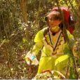 Lolotte hurle et se bat contre la jungle dans Pékin Express 2013