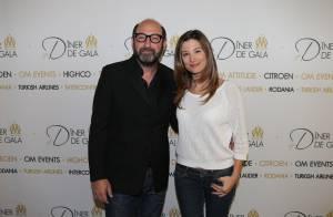 Kad Merad et Alice Pol : Complices, ils reçoivent l'aide des joueurs de l'OM...