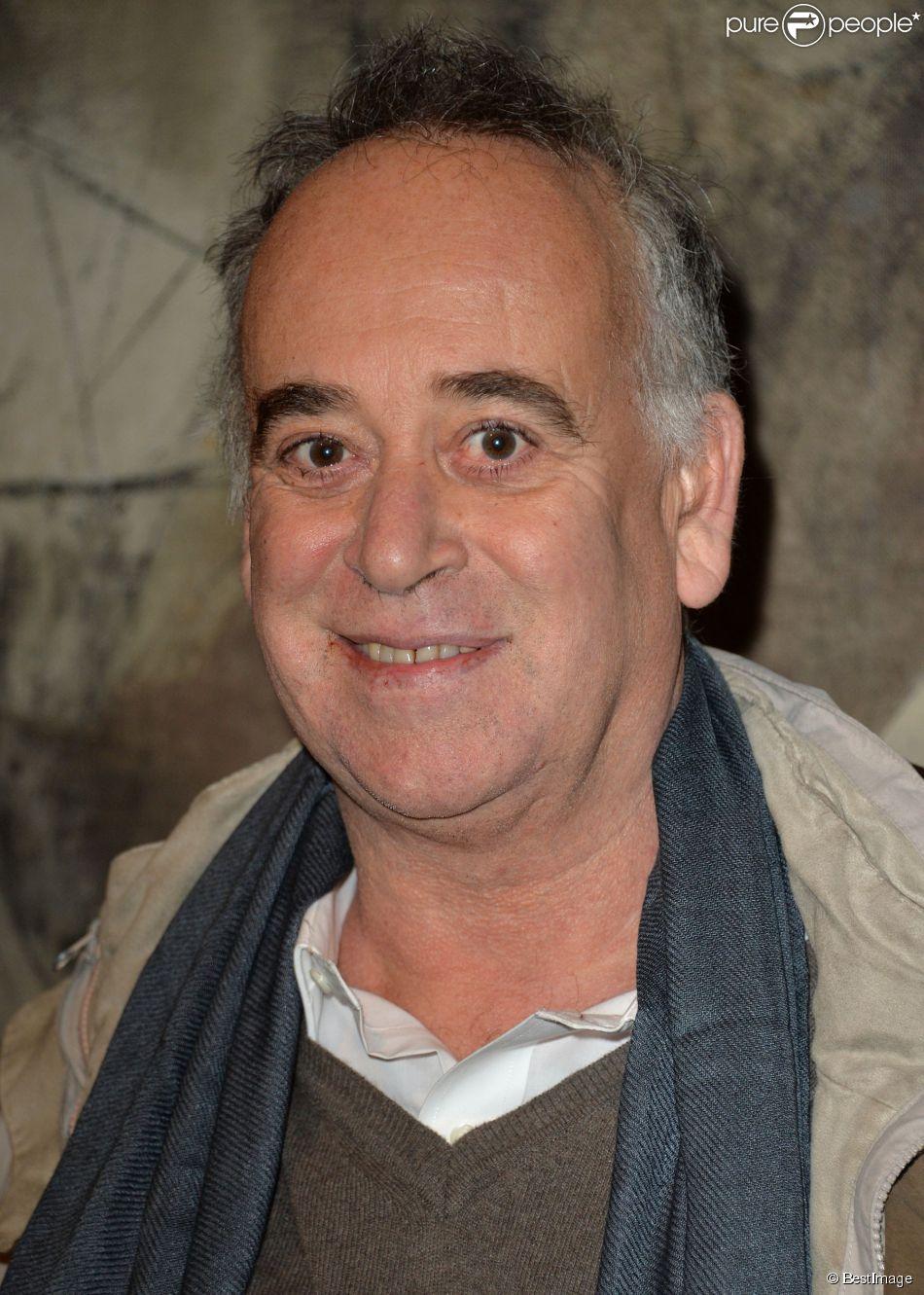 Sylvain Augier - Conférence de presse lors de la 24ème édition du Rallye Aïcha des Gazelles à l'UNESCO à Paris, le 4 février 2014.