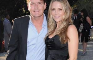 Charlie Sheen va être papa pour la quatrième fois... avec sa nouvelle épouse !