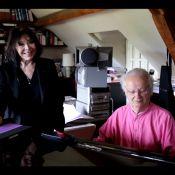 Juliette Gréco et son mari, plus de 50 ans d'amour... Et de passion pour Brel
