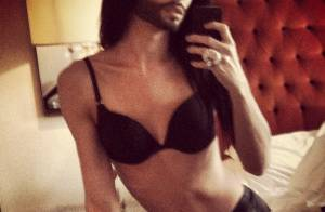 Conchita Wurst : Les photos coquines de la diva barbue, gagnante de l'Eurovision