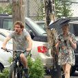 Michelle Williams et Dustin Yellin à New York le 3 juin 2013