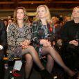 La princesse Märtha-Louise de Norvège au Salon du Bien-Etre de Klagenfurt, en Autriche, le 15 novembre 2013, où elle dédicaçait un de ses ouvrages.