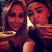 Miley Cyrus, infernale sur scène : Alcool à gogo pour les 47 ans de sa mère Tish