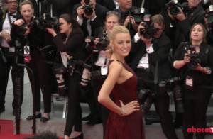 Blake Lively sexy, Zoe Saldana ange : Les L'Oréal Girls ouvrent le bal à Cannes