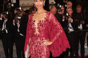 Sonia Rolland : Transparence, dentelle et décolleté, elle est divine à Cannes