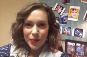 Alyssa Milano, enceinte, révèle le sexe de son bébé