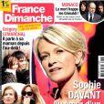 Magazien France Dimanche du 16 mai 2014.