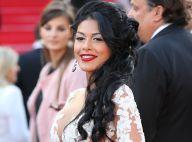 Ayem Nour au Festival de Cannes : Décolletée, tout en transparence, une bombe !