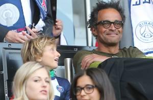 PSG-Montpellier : Yannick Noah et Nicolas Sarkozy à la fête avec leurs fils