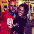 Anais Camizuli et son nouveau boyfriend, à Marseille