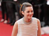 Cannes 2014 : Marion Cotillard lumineuse sur les marches, une beauté angélique