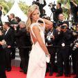 """Lady Victoria Hervey - Montée des marches du film """"The Search"""" lors du 67 ème Festival du film de Cannes – Cannes le 21 mai 2014. Red carpet for the movie """"The Search"""" during the 67 th Cannes Film festival - Cannes 21/05/201421/05/2014 - Cannes"""