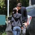 Christina Ricci et son amoureux James Heerdegen en juin 2012