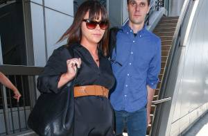 Christina Ricci enceinte de son premier enfant : Elle dévoile son baby-bump !